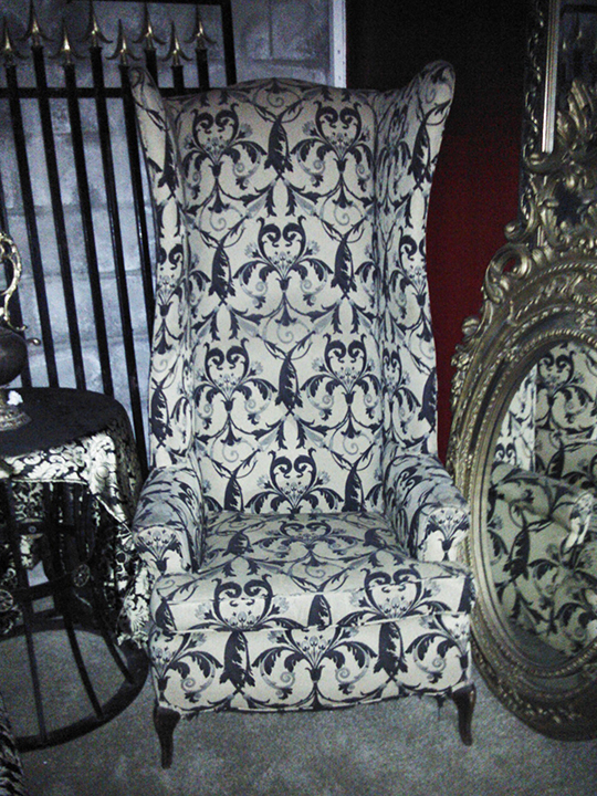 alice in wonderland chair highback mad hatter & All About Props - Alice in Wonderland Props