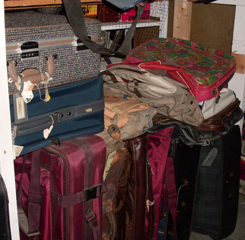 vintage luggage miscellaneous backpacks