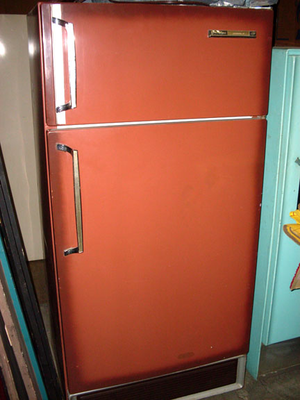 Copper fridge