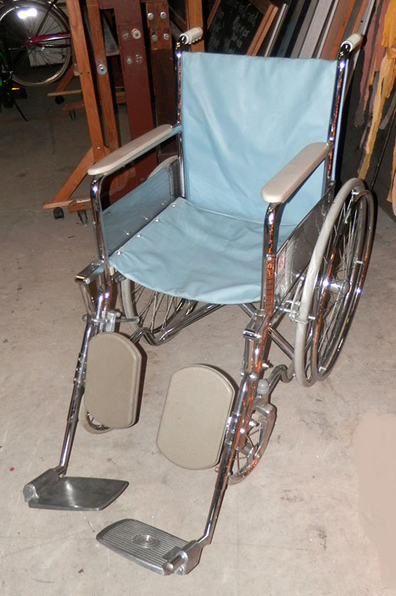All About Props Rent Wheelchair Props