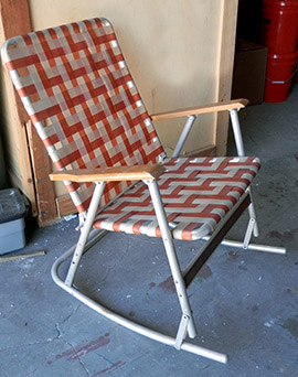 Lawn Chair Outdoor Furniture