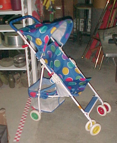 All About Props Infant Props To Rent Strollers Cribs