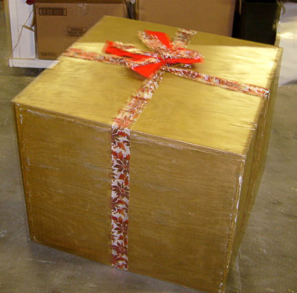 xxl christmas present present xxl large box - Large Christmas Gift Boxes