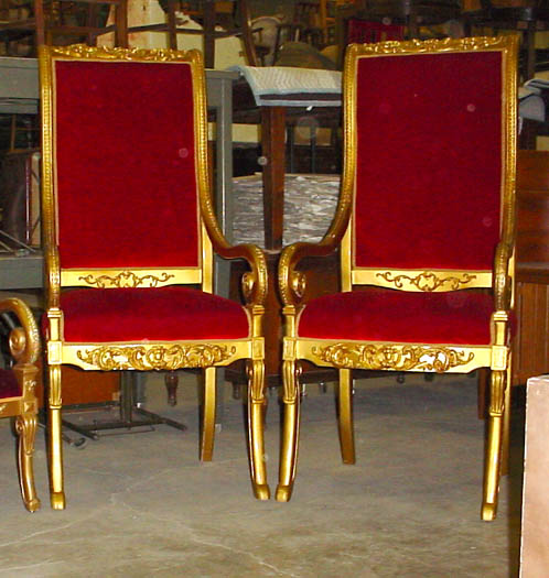 Gallery For Royal Throne Chair Rental
