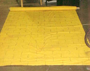 All About Props Yellow Brick Road To Rent